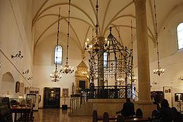 Old Synagogue, Krakow, Poland Made New.